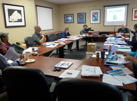 WRRB Board meeting